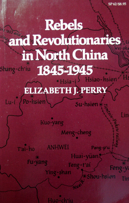 Rebels and Revolutionaries in North China, 1845-1945