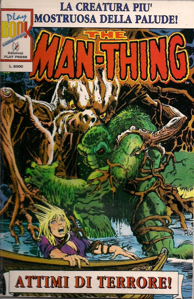 The Man-Thing: Attim...
