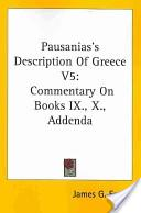 Pausanias's Description of Greece V5