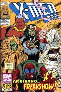 X-Men 2099 n. 6