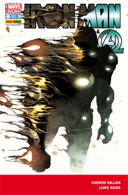 Iron Man & New Avengers n. 20
