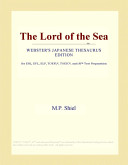 The Lord of the Sea (Webster's Japanese Thesaurus Edition)