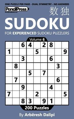 Sudoku Book for Experienced Puzzlers