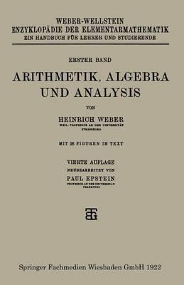 Arithmetik, Algebra Und Analysis