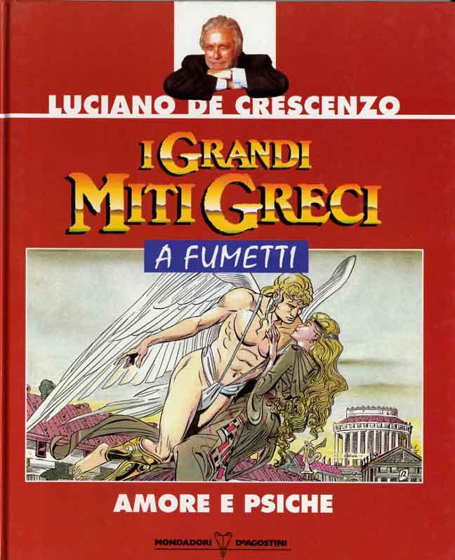 I grandi miti greci a fumetti 3