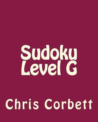 Sudoku Level G
