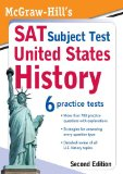 McGraw-Hill's SAT Subject Test: United States History
