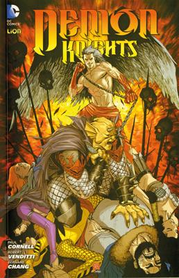 Demon Knights vol. 3