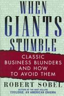 When Giants Stumble