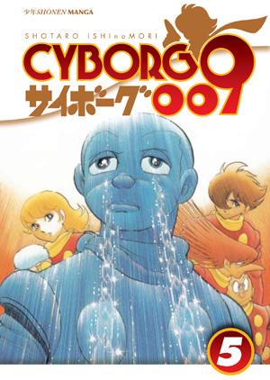 Cyborg 009 vol. 05 d...