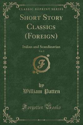 Short Story Classics (Foreign), Vol. 2
