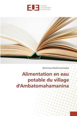 Alimentation en Eau Potable du Village d'Ambatomahamanina