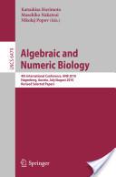 Algebraic and Numeric Biology