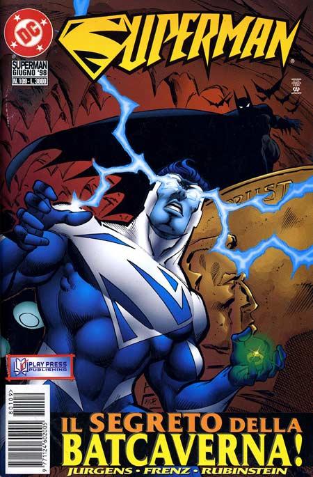 Superman n. 109