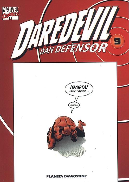 Coleccionable Daredevil/Dan Defensor Vol.1 #9 (de 25)