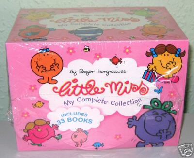 Little Miss Library Collection