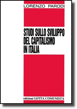 Studi sullo sviluppo del capitalismo in Italia