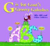 G Is for Goat's Groovy Galoshes