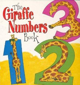 The Giraffe Numbers Book