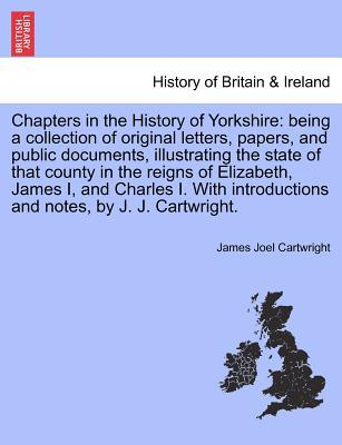 Chapters in the History of Yorkshire