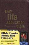Kid's Life Application Bible NLT
