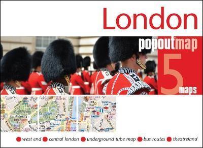 Popout Map London