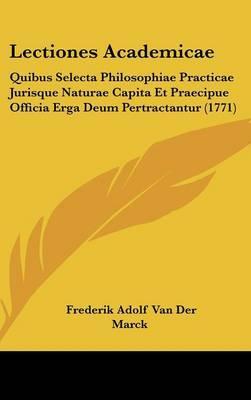 Lectiones Academicae