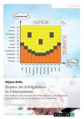Humor als Erfolgsfaktor in Unternehmen