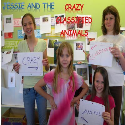 Jessie and the Crazy Classified Animals