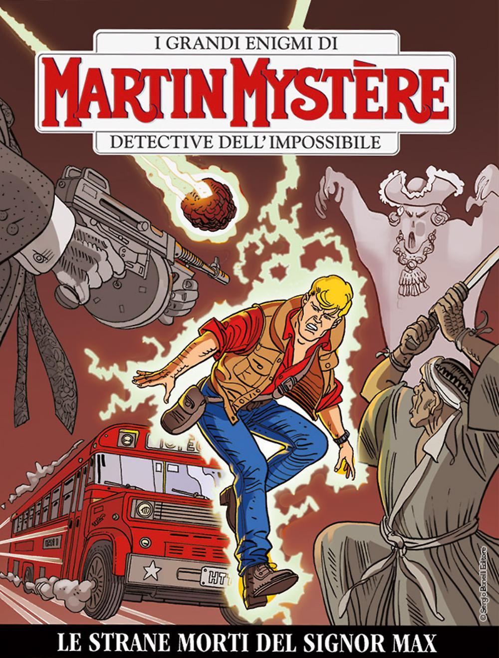 Martin Mystère n. 355