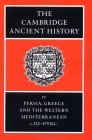 The Cambridge Ancient History Volume 4
