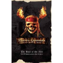 "Disney ""Pirates of the Caribbean"" Book of Film"