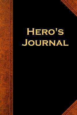 Hero's Journal Vinta...