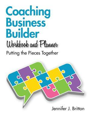 Coaching Business Builder Workbook and Planner