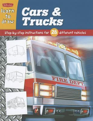 Learn to Draw Cars & Trucks