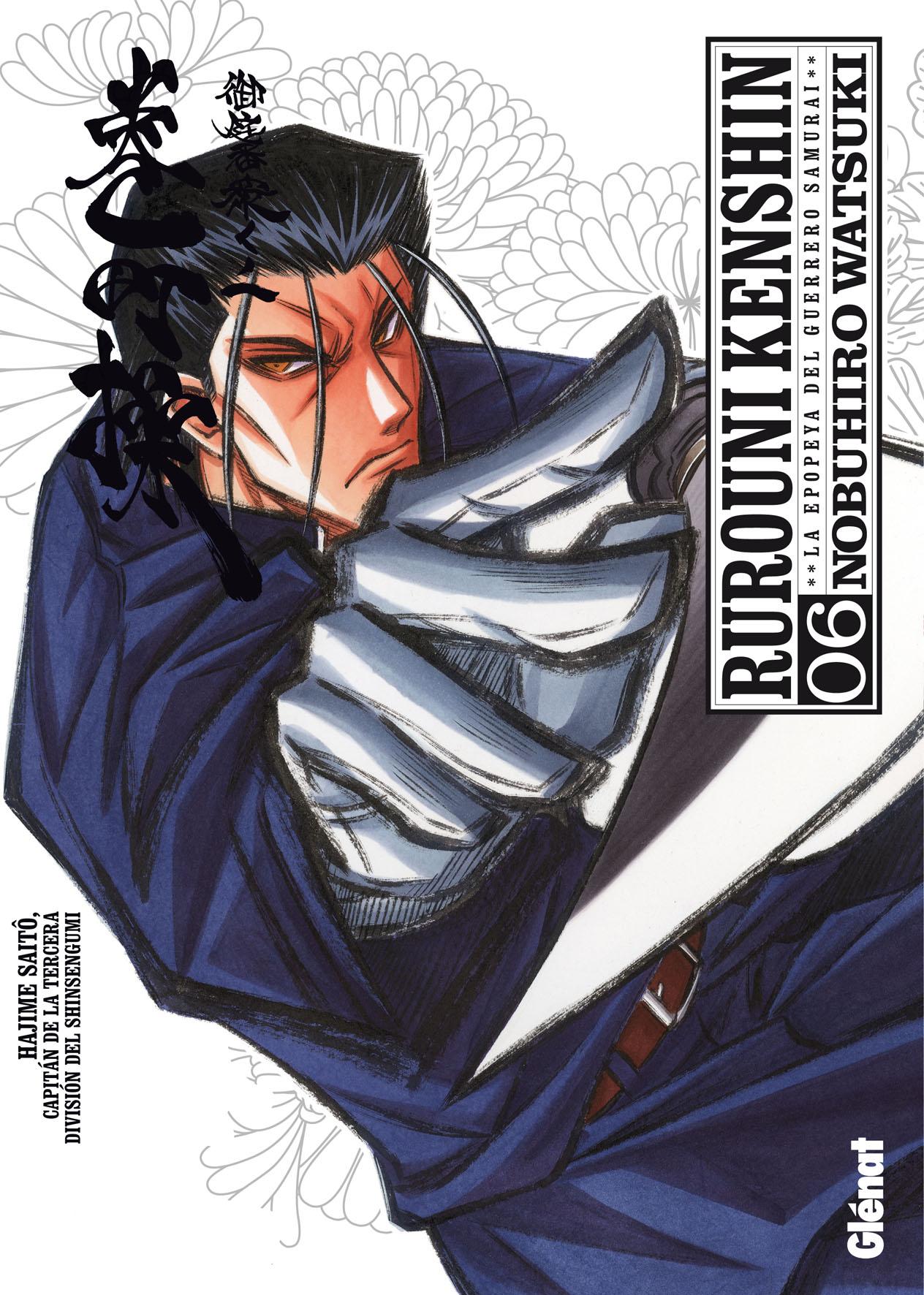 Rurouni Kenshin 6