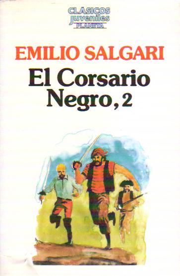 El corsario negro, 2