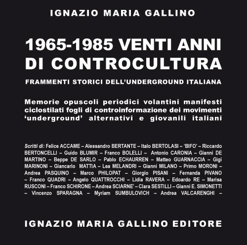 1965-1985 Venti anni...