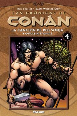 Crónicas de Conan n...