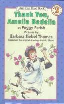 Thank You, Amelia Bedelia (I Can Read Books