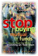 Stop Buying Mutual Funds