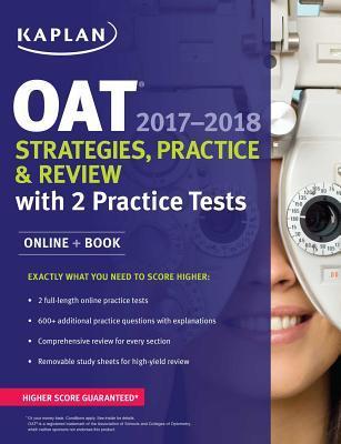 Kaplan OAT 2017-2018