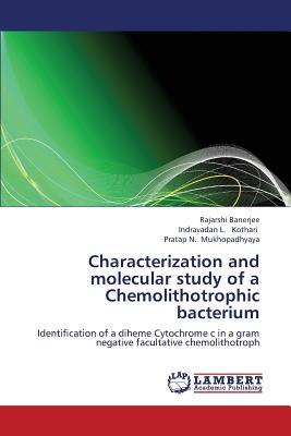 Characterization and molecular study of a Chemolithotrophic bacterium
