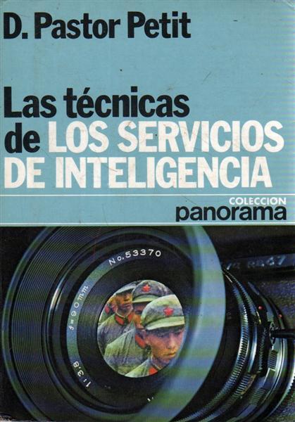 Las tecnicas de los servicios de inteligencia