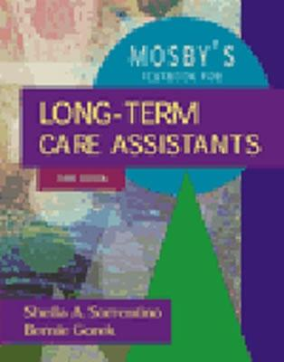 Mosby's Textbook for Long-Term Care Assistants