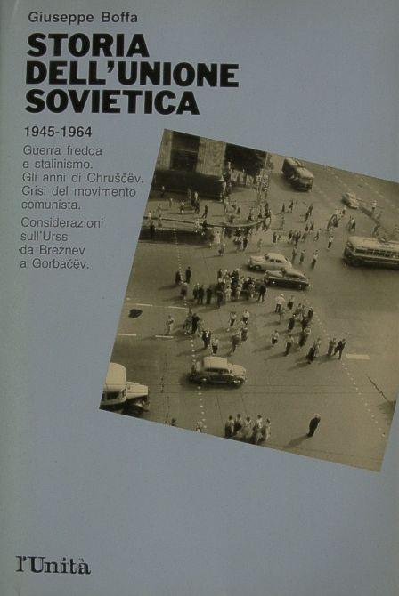 Storia dell'Unione Sovietica - vol. 4