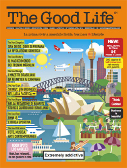 The Good Life Italia n.1 (marzo 2016)