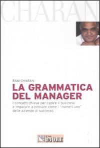 La grammatica del manager