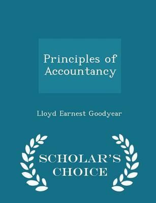 Principles of Accoun...