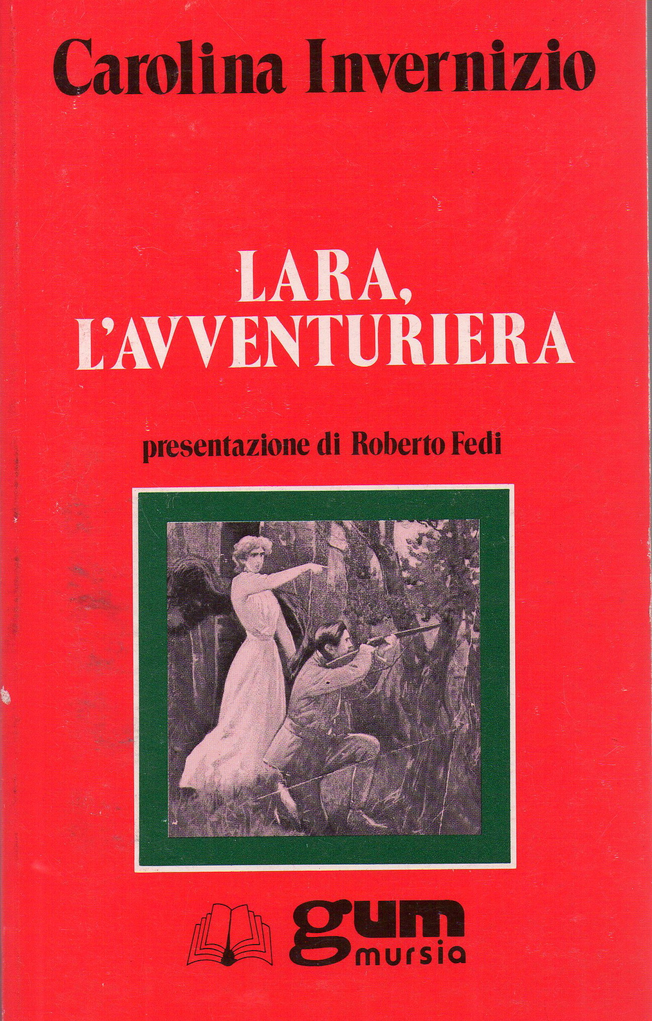 Lara, l'avventuriera